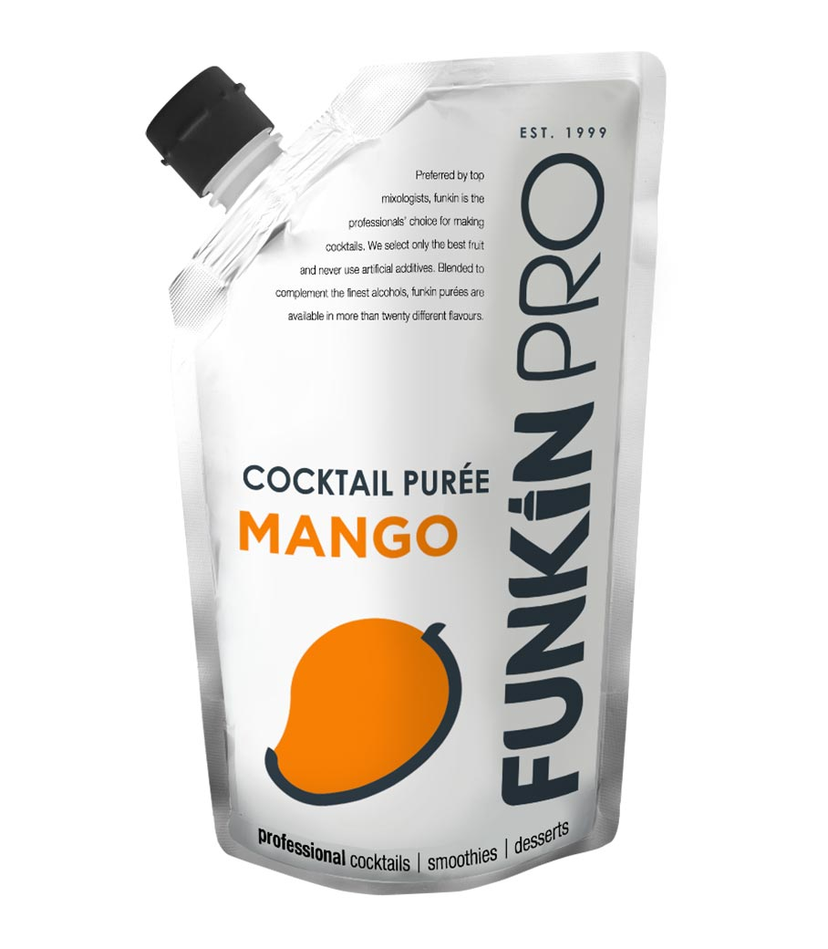 FUNKIN MANGO (ΜΑΝΓΚΟ) PUREE 1kg
