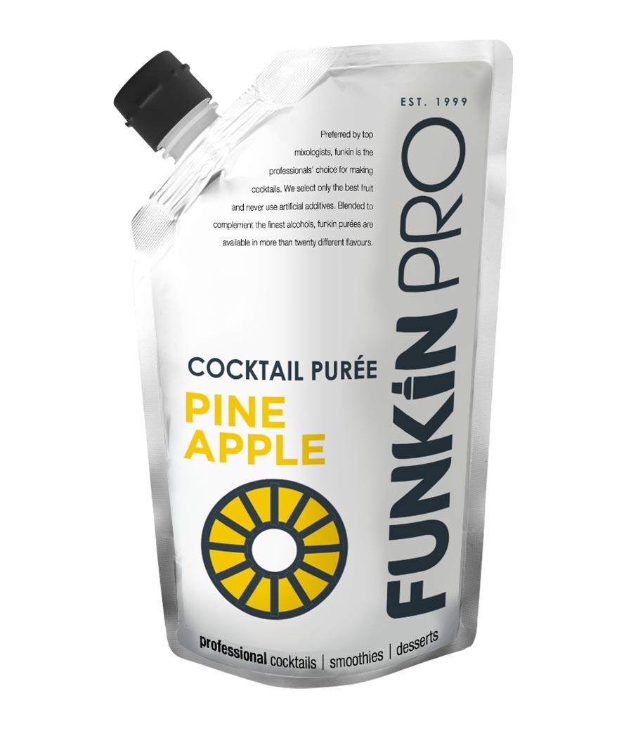 FUNKIN PINEAPPLE (ΑΝΑΝΑΣ) PUREE 1kg