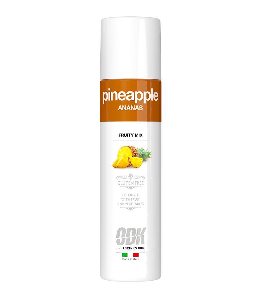 ODK PINEAPPLE (ΑΝΑΝΑΣ) PUREE 750ml (1kg)