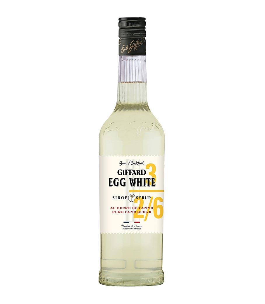 GIFFARD EGG WHITE SYRUP 700ml