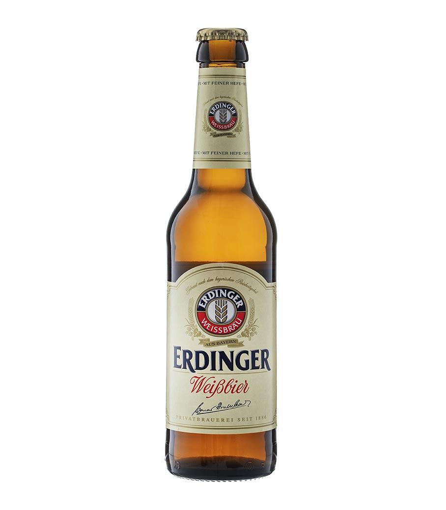 ERDINGER WEISS BEER 330ml