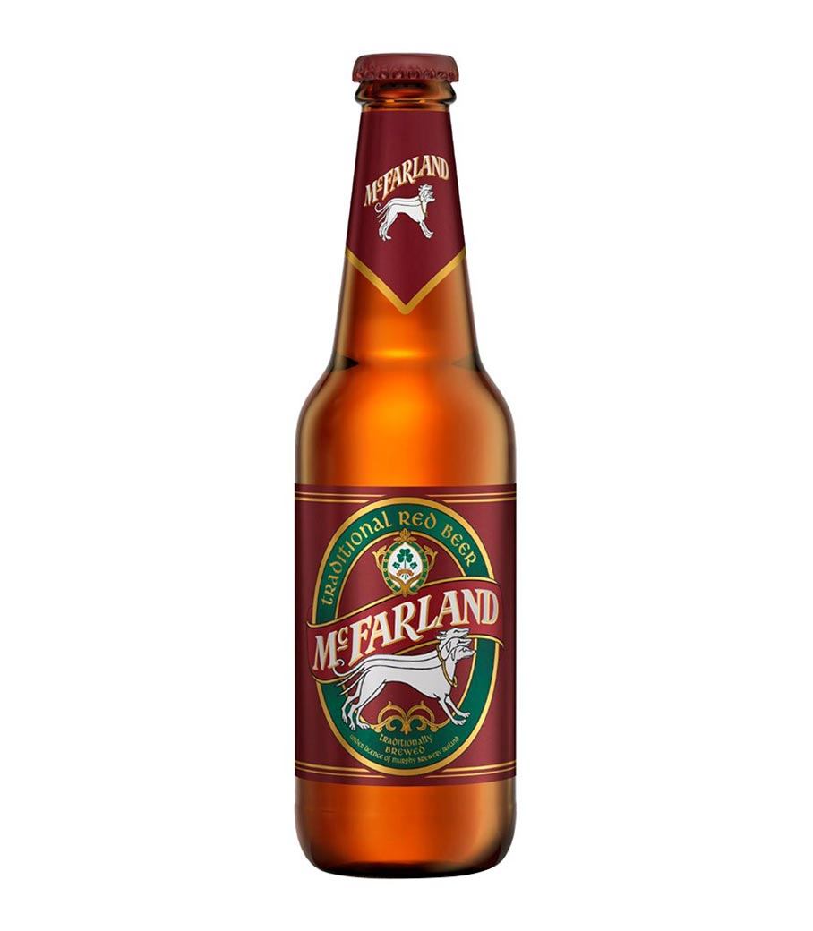 MC FARLAND RED ALE BEER 330ml