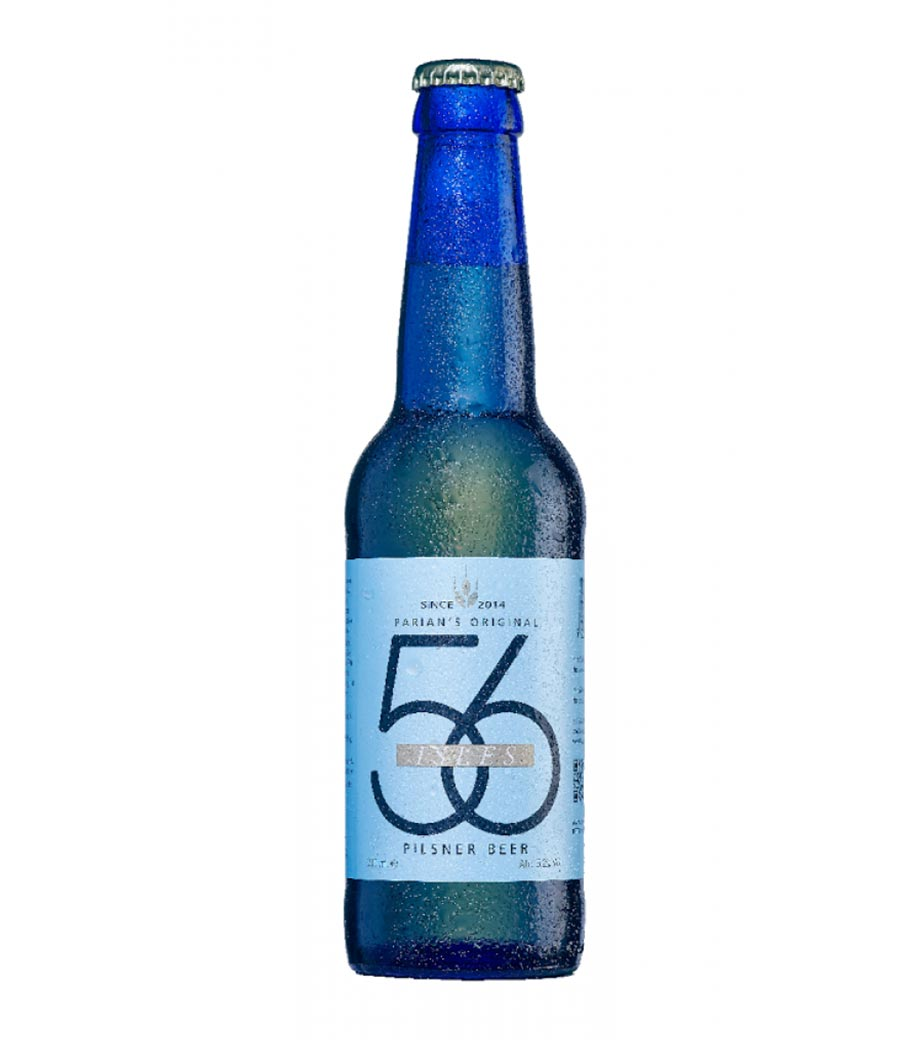 56 ISLES PILSNER BEER 330ml