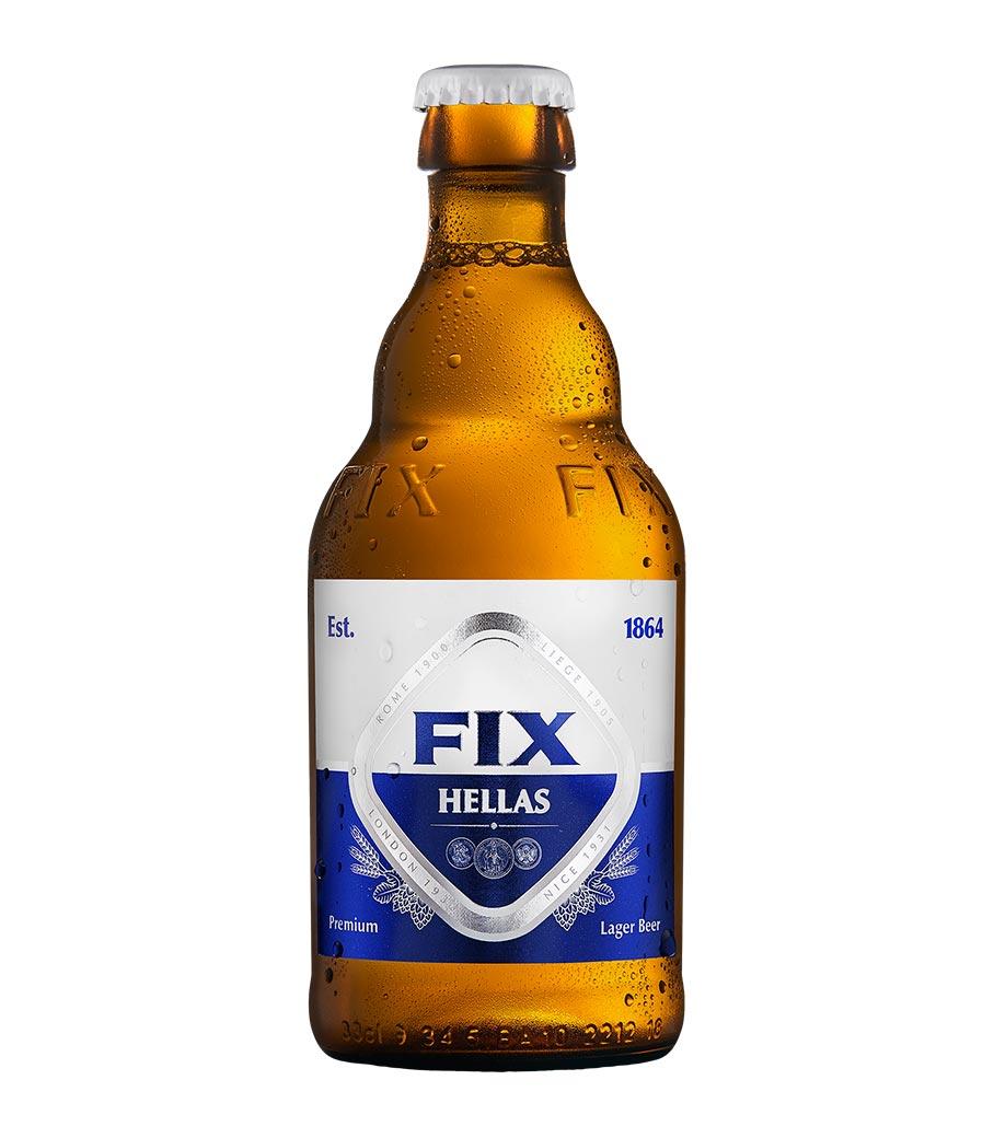 FIX HELLAS (ΦΙΞ) TRADITION NRB BEER 330ml