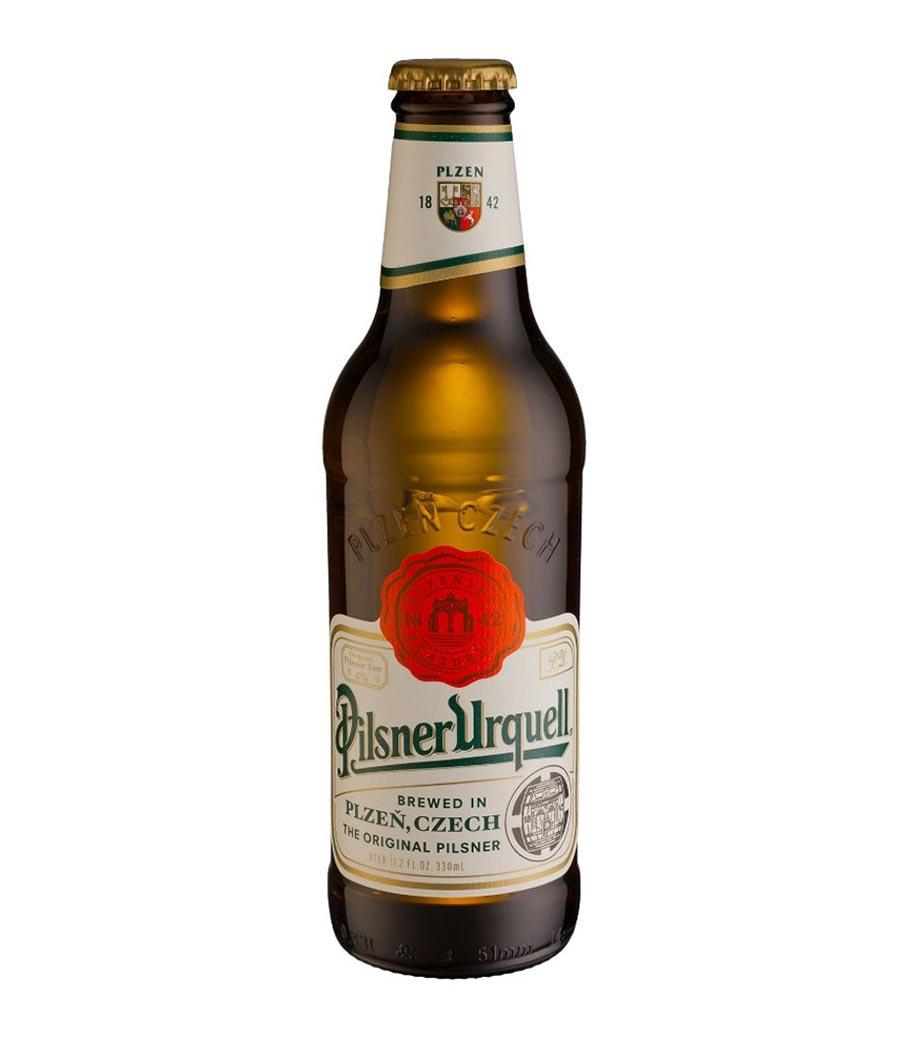 PILSNER URQUELL BEER 330ml