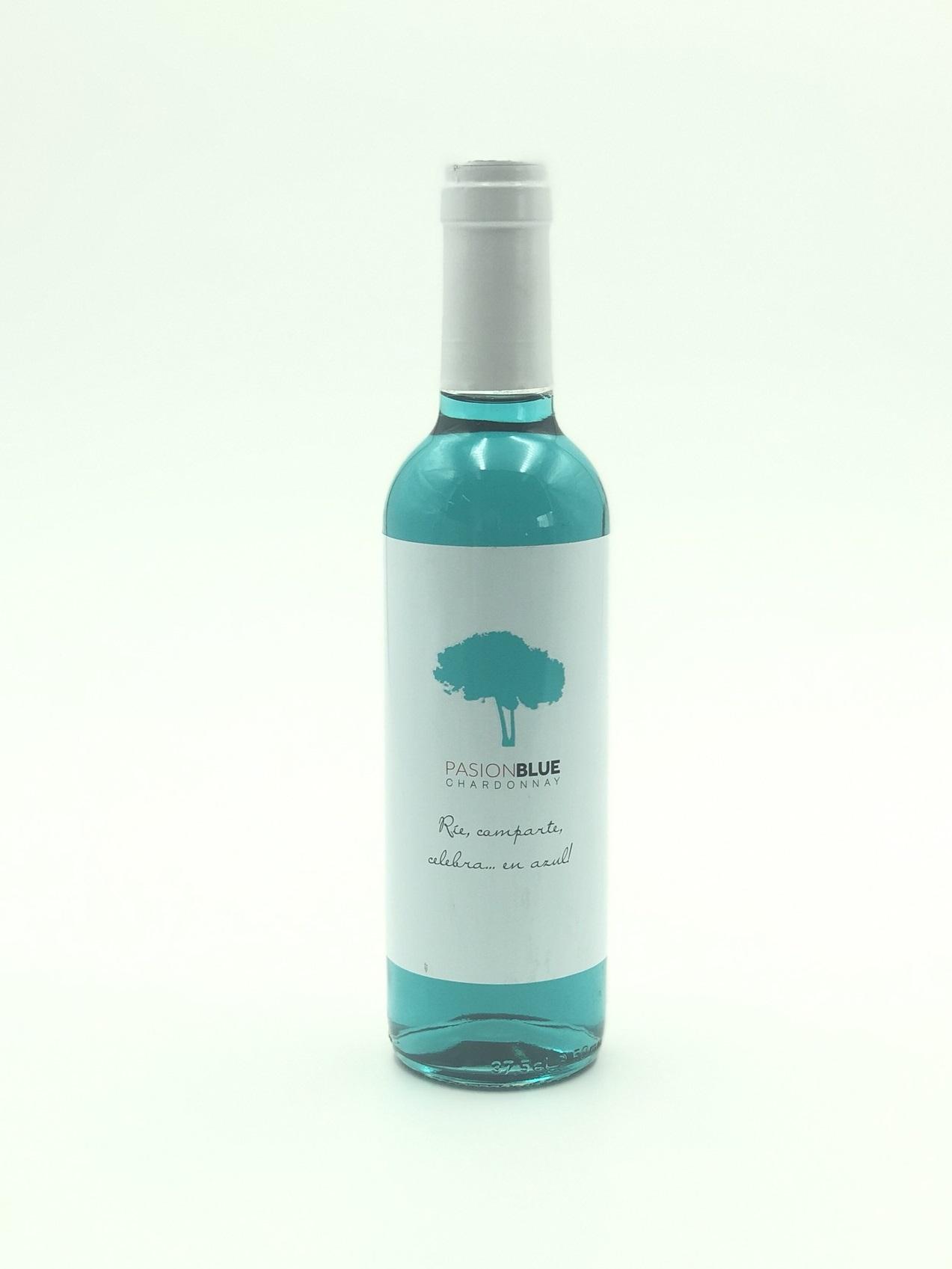 PASION BLUE CHARDONNAY 375ml