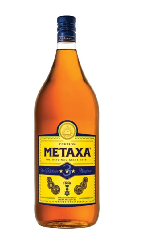 METAXA 3* 2LT