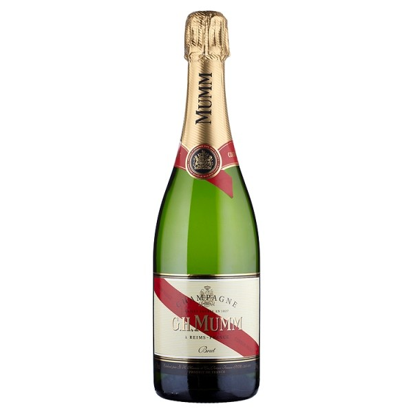 MUMM CORDON ROUGE BRUT CHAMPAGNE 750ml
