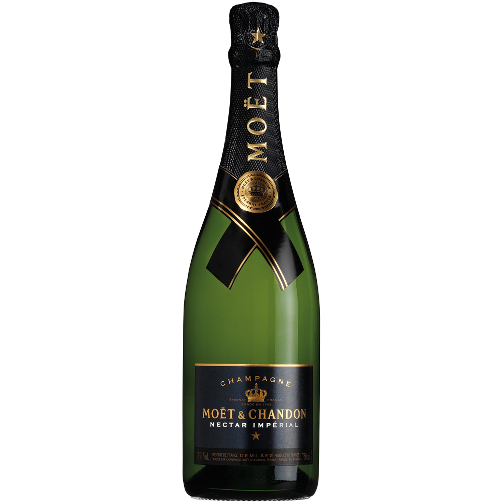 MOET & CHANDON NECTAR IMPERIAL DEMI-SEC 750ml