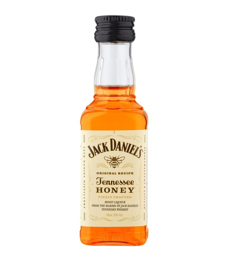 JACK DANIEL'S WHISKEY - LIQUEUR HONEY ΜΙΝΙΑΤΟΥΡΑ 50ml