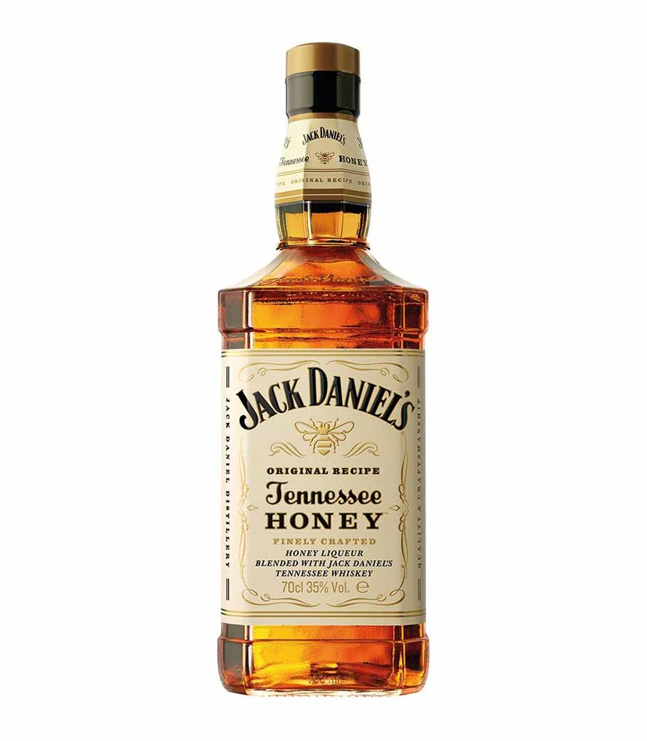 JACK DANIEL'S HONEY WHISKEY - LIQUEUR 700ml