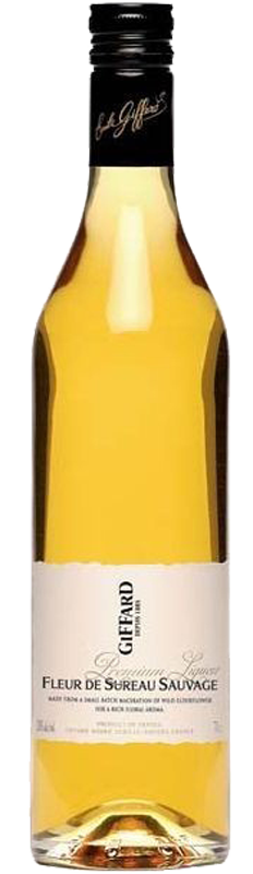 GIFFARD WILD ELDERFLOWER (ΑΓΡΙΑ ΑΦΡΟΞΥΛΙΑ) ΛΙΚΕΡ 700ml