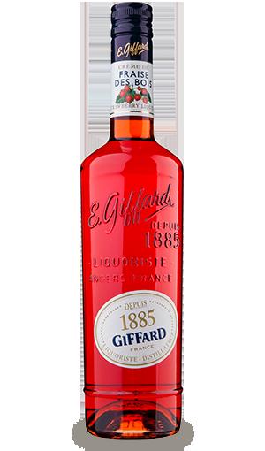GIFFARD WILD STRAWBERRY(ΑΓΡΙΑ ΦΡΑΟΥΛΑ) ΛΙΚΕΡ 700ml