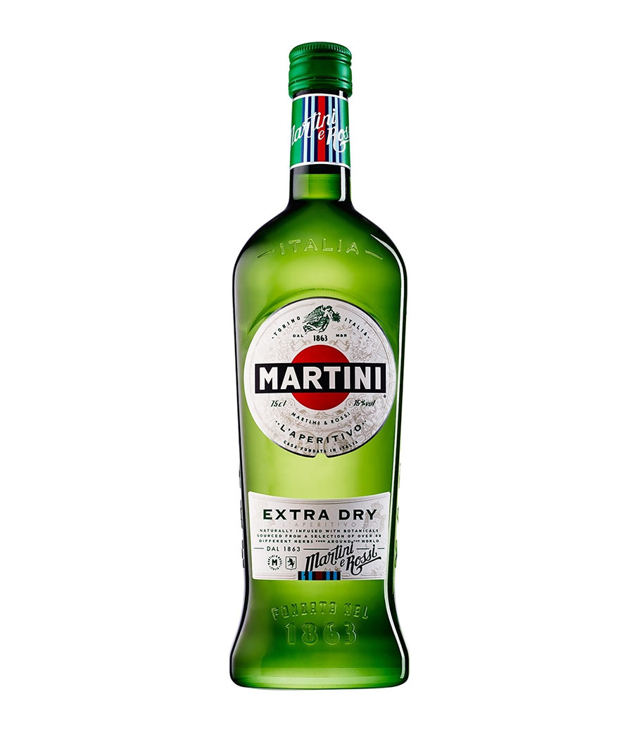 MARTINI DRY VERMOUTH 1LT