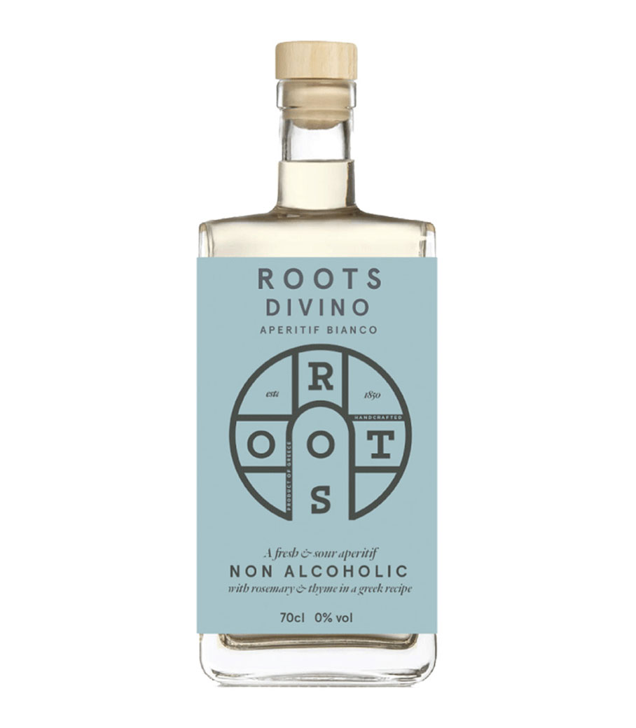 ROOTS DIVINO NON ALCOHOLIC BIANCO VERMOUTH 700ml