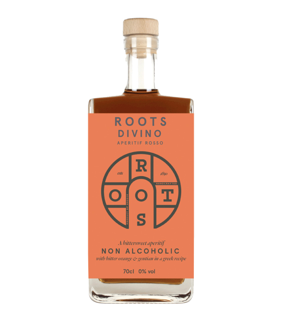 ROOTS DIVINO NON ALCOHOLIC VERMOUTH ROSSO 700ml
