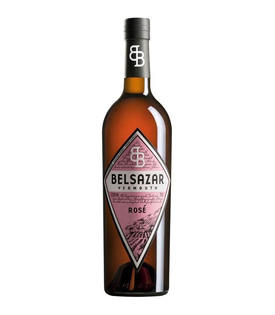BELSAZAR ROSE VERMOUTH 750ml