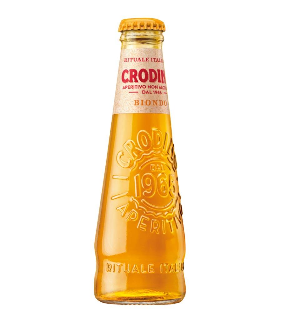 CRODINO BIONDO APERITIVO NON ALCOHOLICO 175ml
