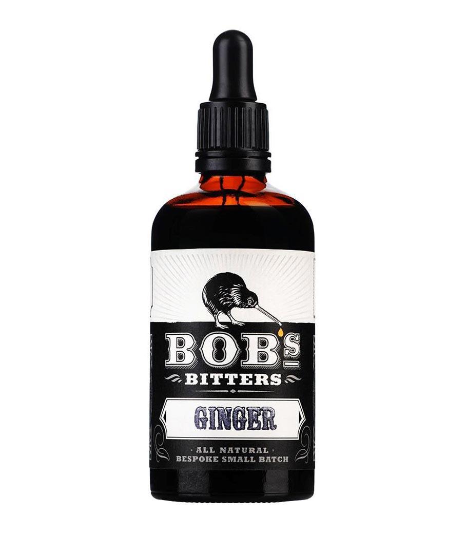 BOB'S GINGER BITTERS 100ml