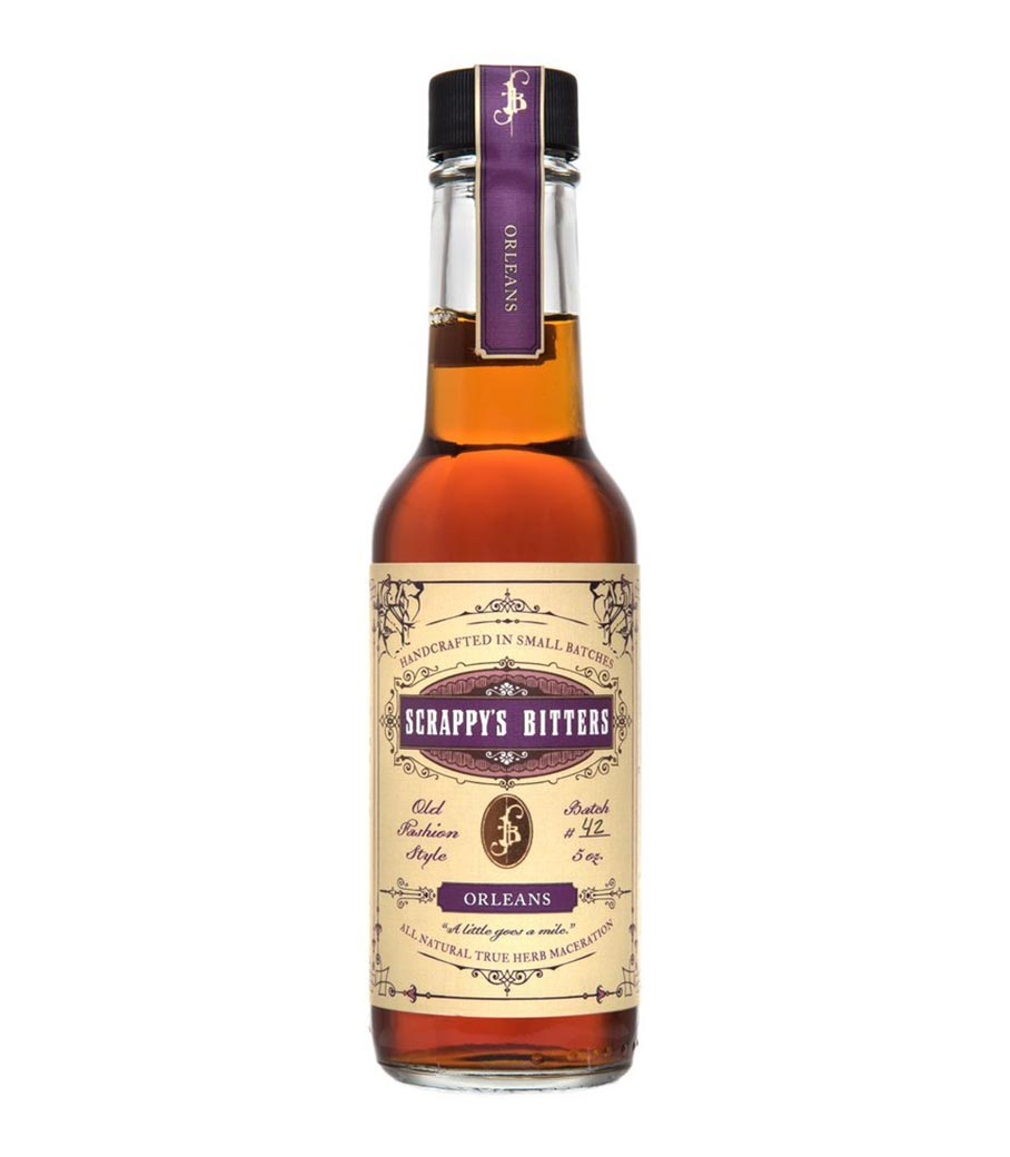 SCRAPPY'S ORLEANS BITTERS 148ml