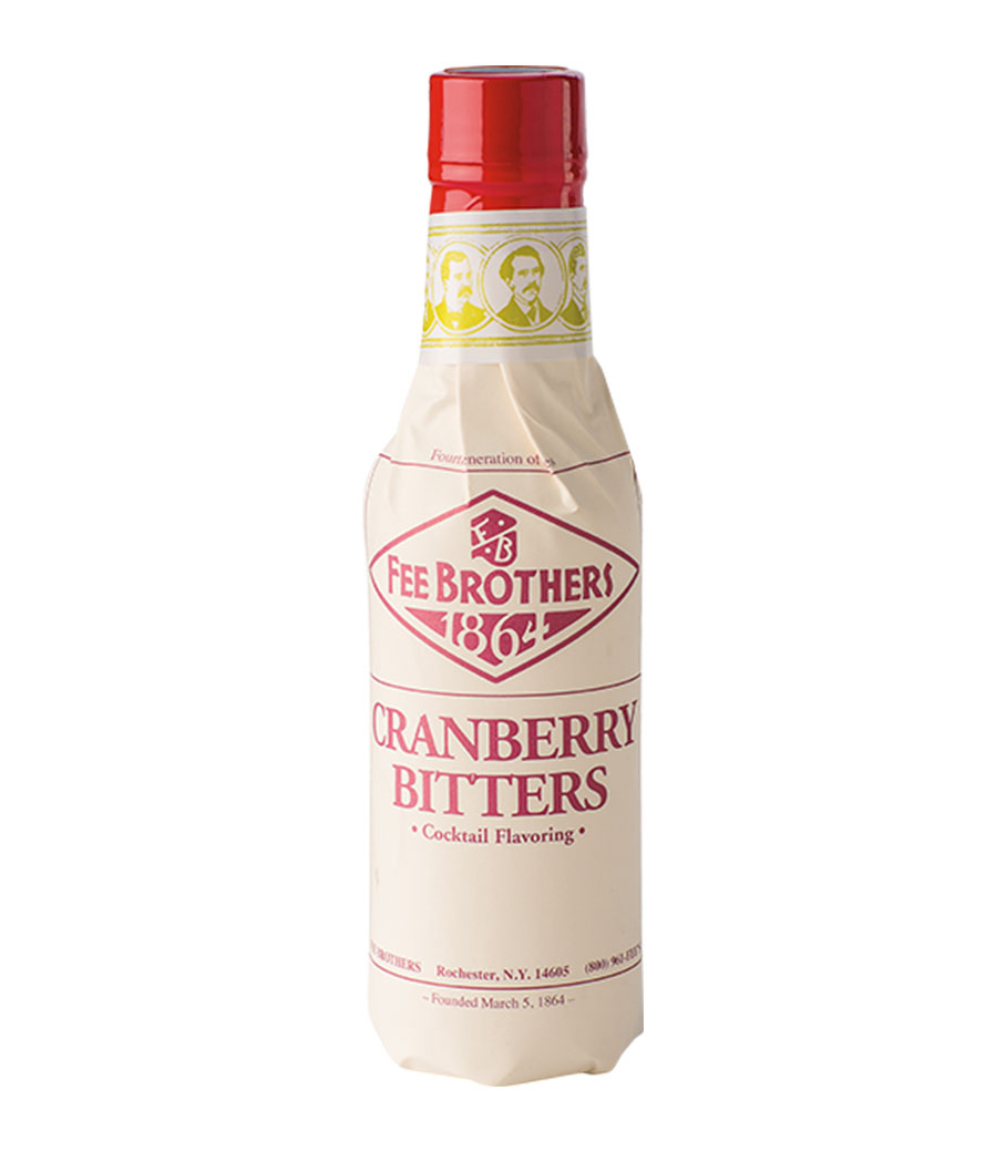 FEE BROTHERS CRANBERRY BITTERS 150ml