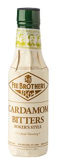 FEE BROTHERS CARDAMO BITTERS 150ml