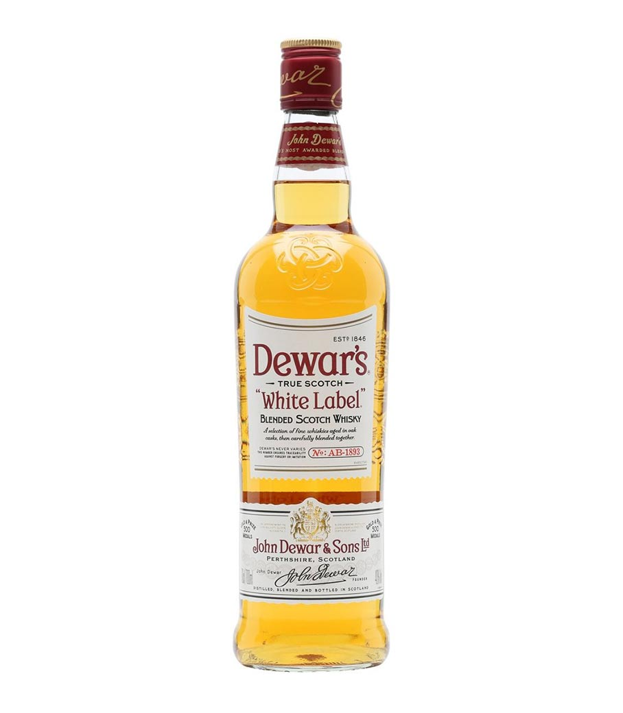 DEWAR΄S WHITE LABEL WHISKY 700ml