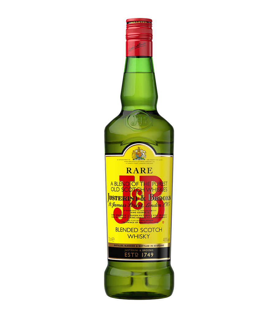 J & B WHISKY 700ml