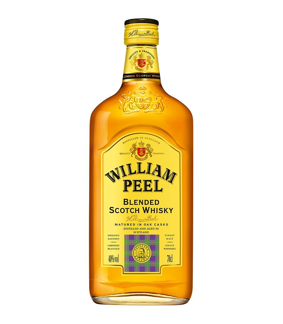 WILLIAM PEEL WHISKY 700ml