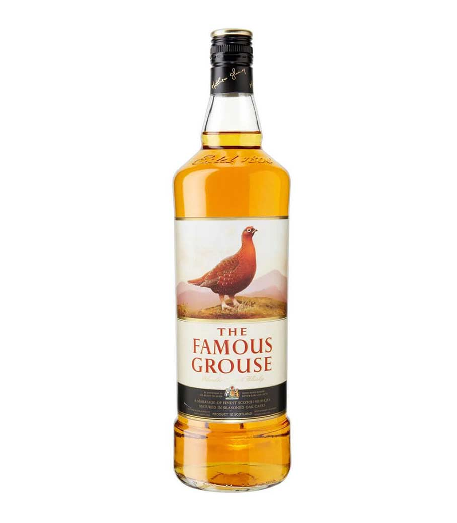 FAMOUS GROUSE WHISKY 700ml