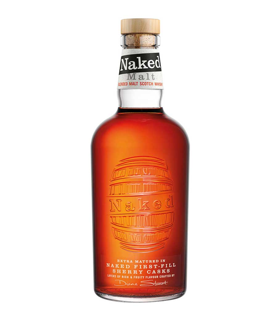 NAKED GROUSE WHISKY 700ml