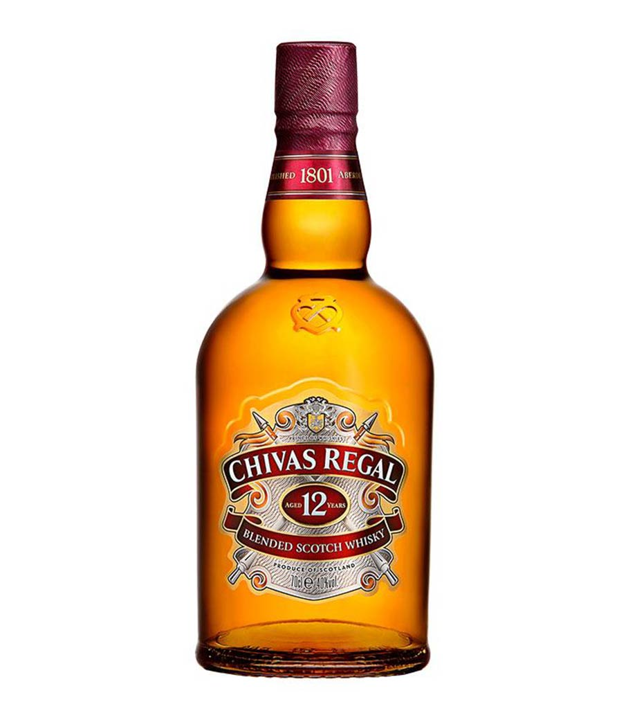 CHIVAS REGAL 12Y WHISKY 700ml
