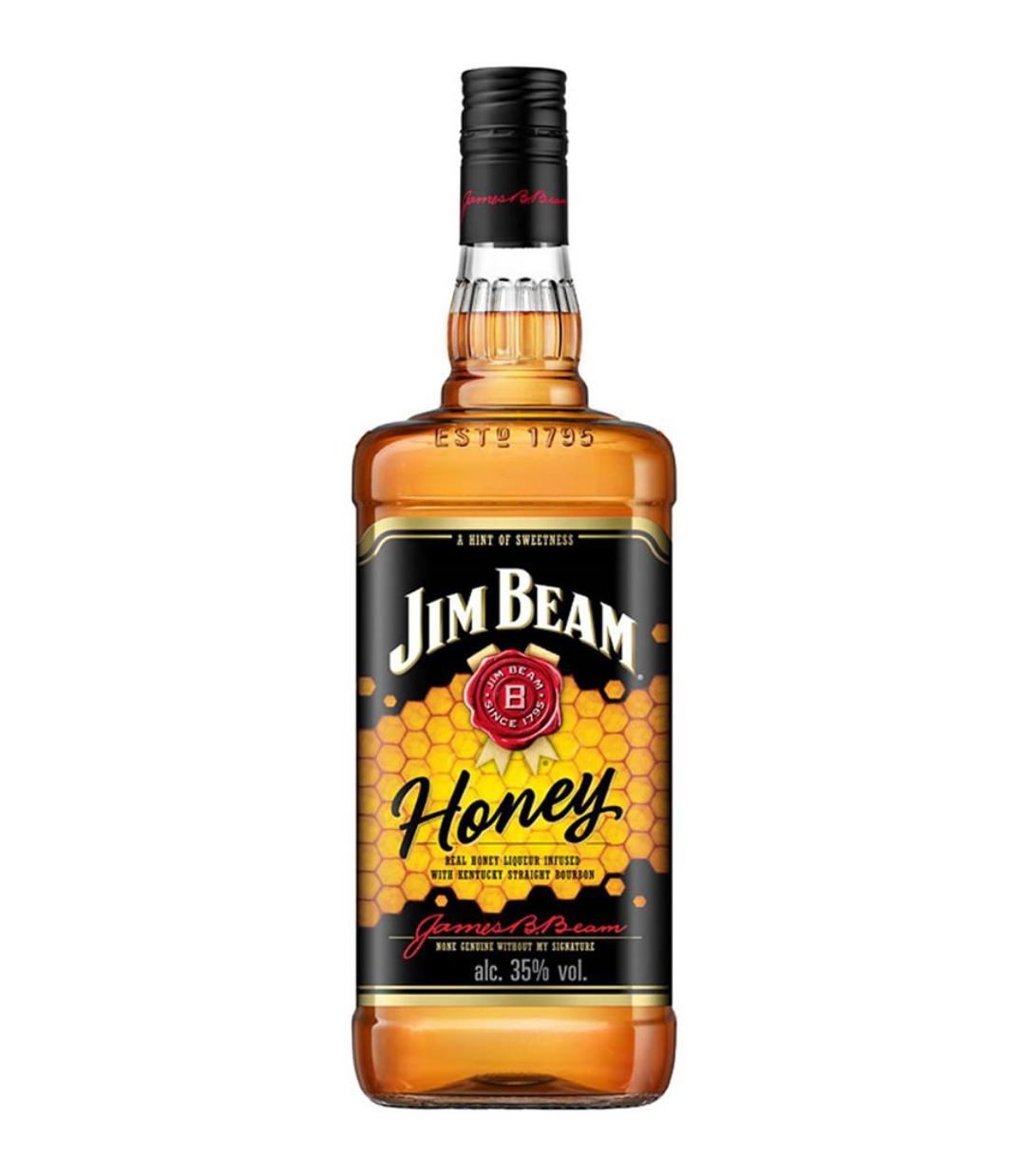 JIM BEAM HONEY BOURBON 700ml