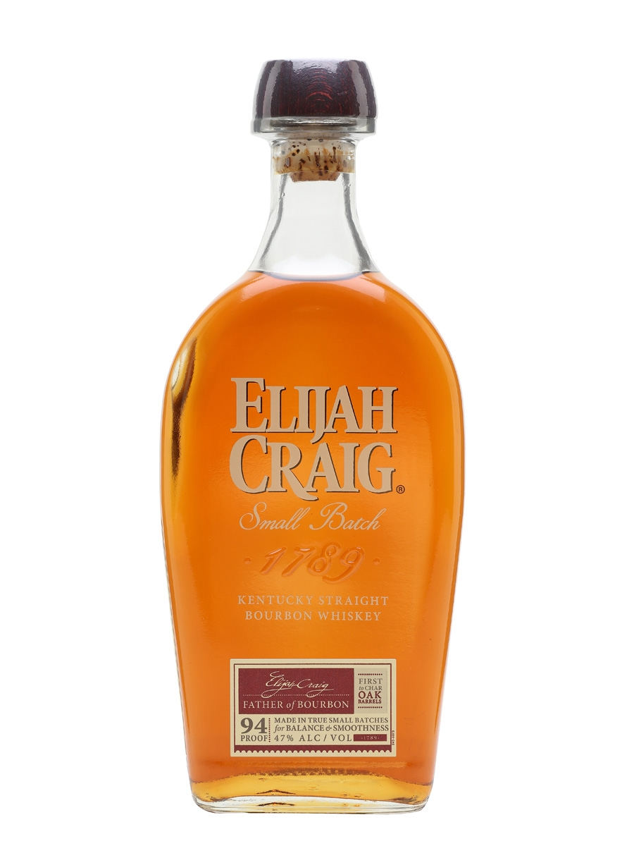 ELIJAH CRAIG SMALL BATCH BOURBON WHISKEY 700ml