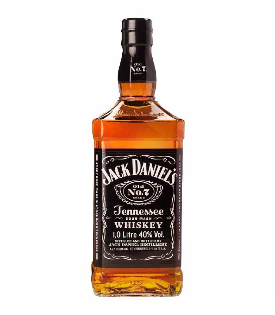 JACK DANIEL'S WHISKEY 1LT