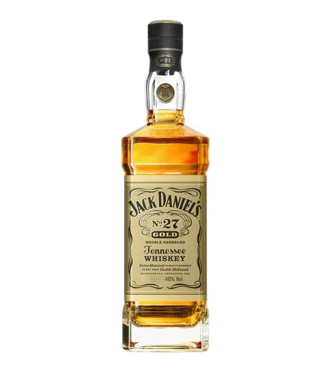 JACK DANIEL'S GOLD No.27 WHISKEY 700ml