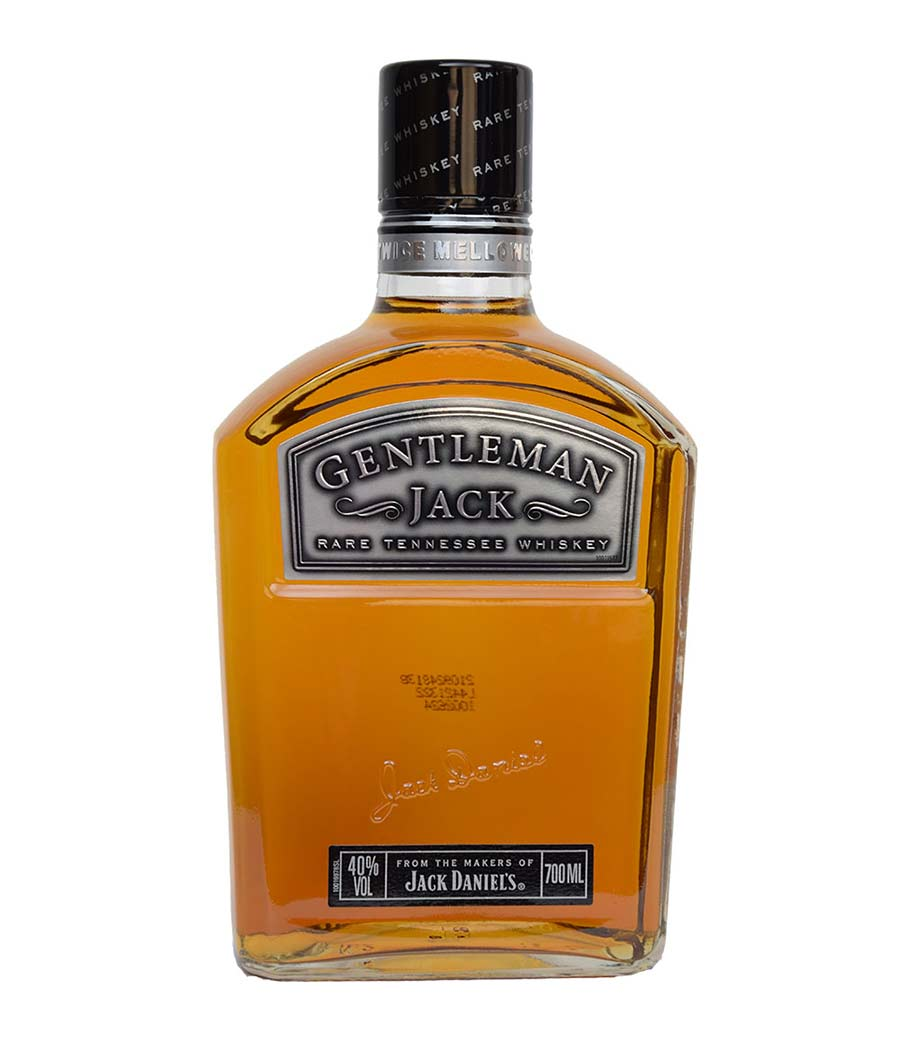 JACK DANIEL'S GENTLEMAN WHISKEY 700ml