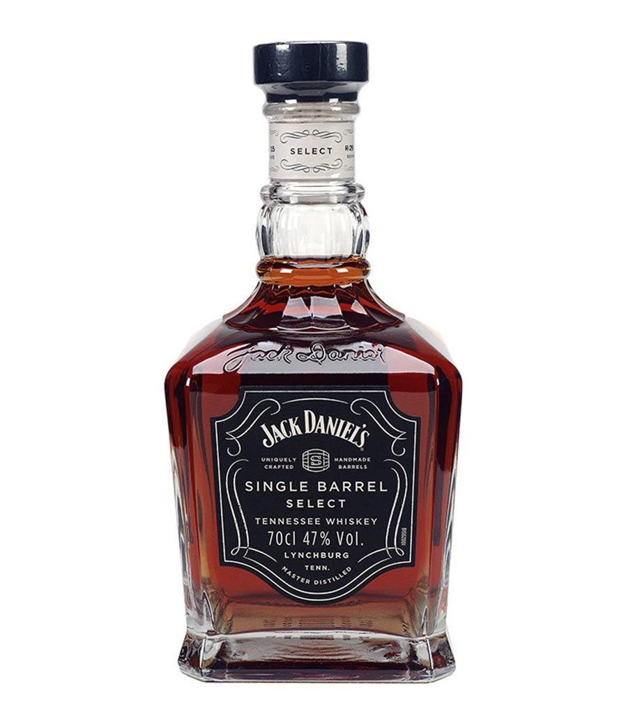JACK DANIEL'S SINGLE BARREL WHISKEY 700ml
