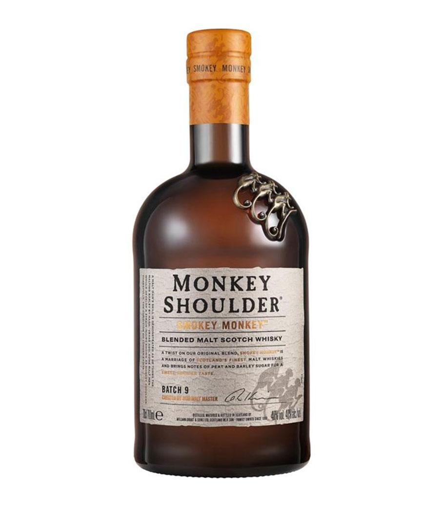 MONKEY SHOULDER SMOKEY WHISKY 700ml
