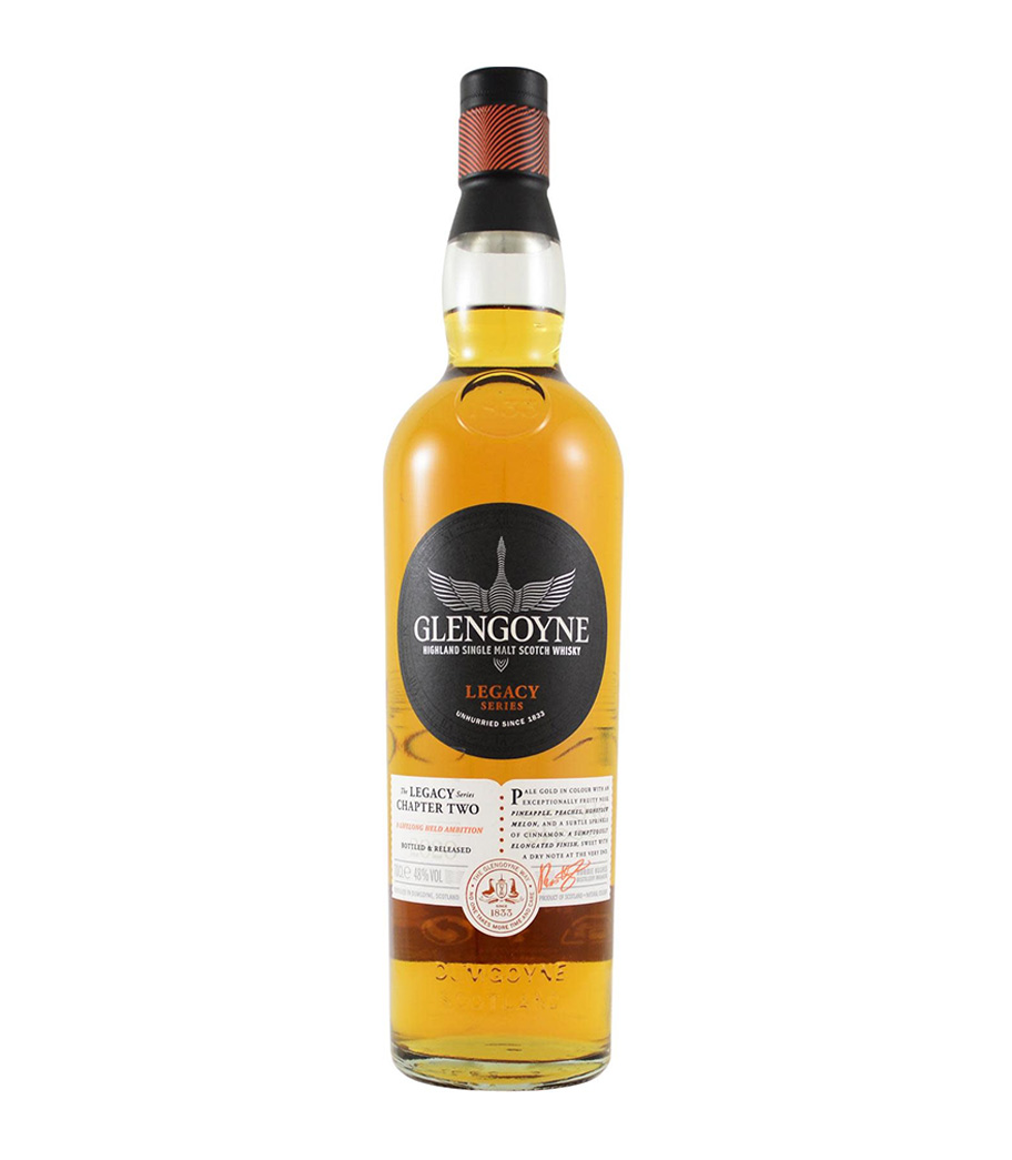 GLENGOYNE LEGACY SERIES CHAPTER TWO WHISKY 700ml