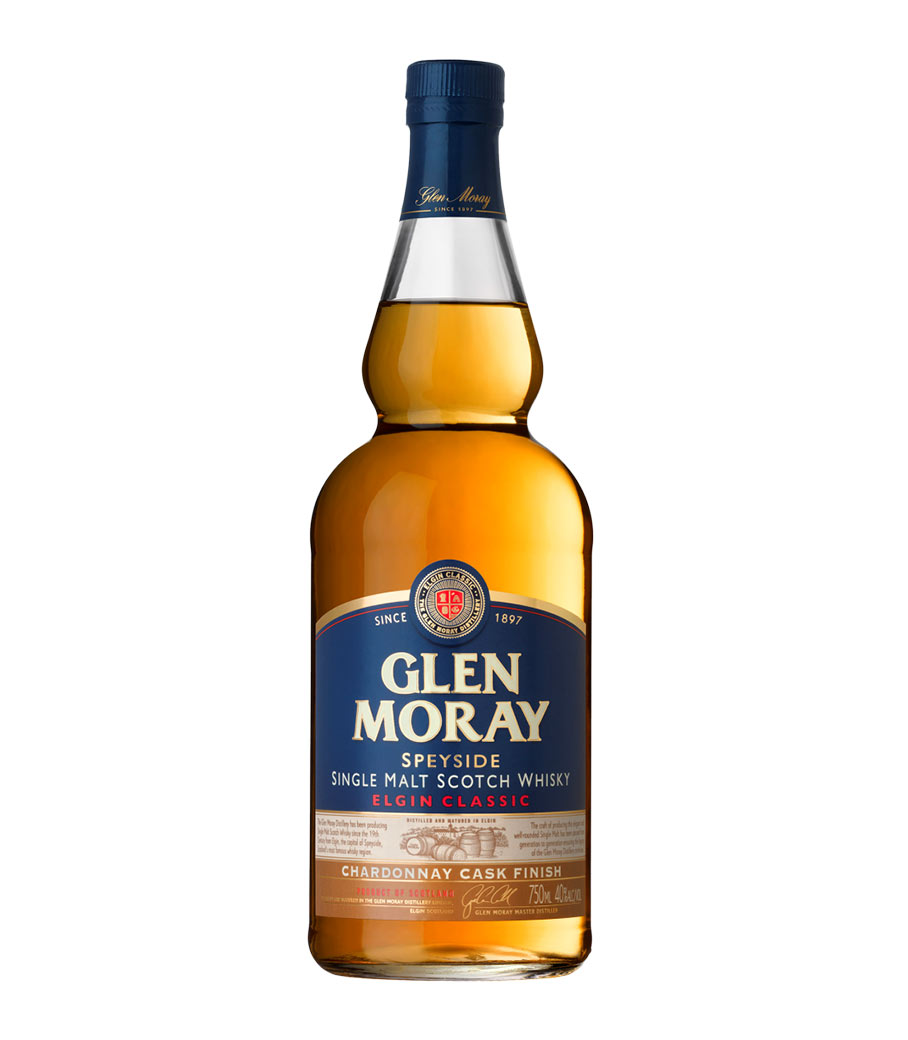 GLEN MORAY CHARDONNAY CASK WHISKY 700ml