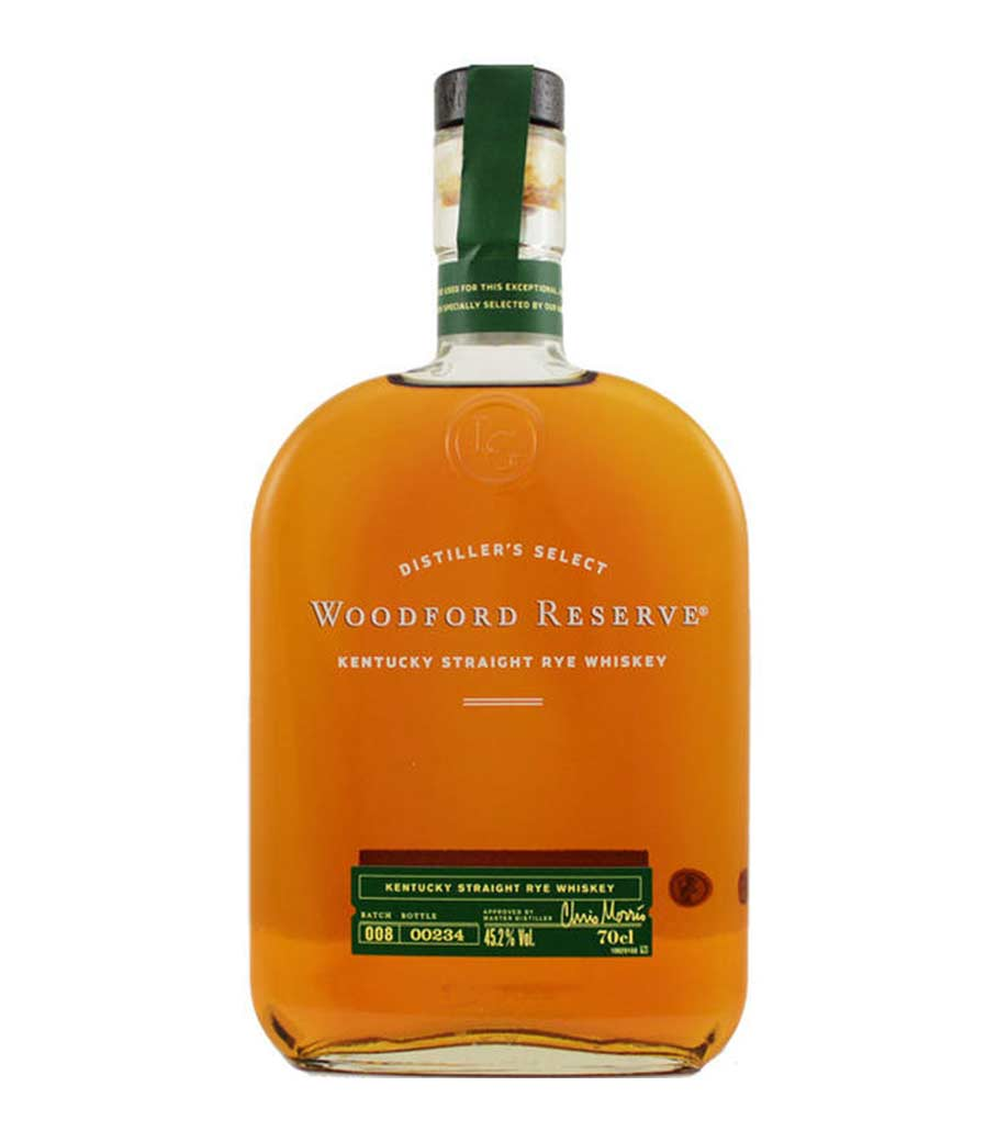 WOODFORD RESERVE RYE WHISKY 700ml