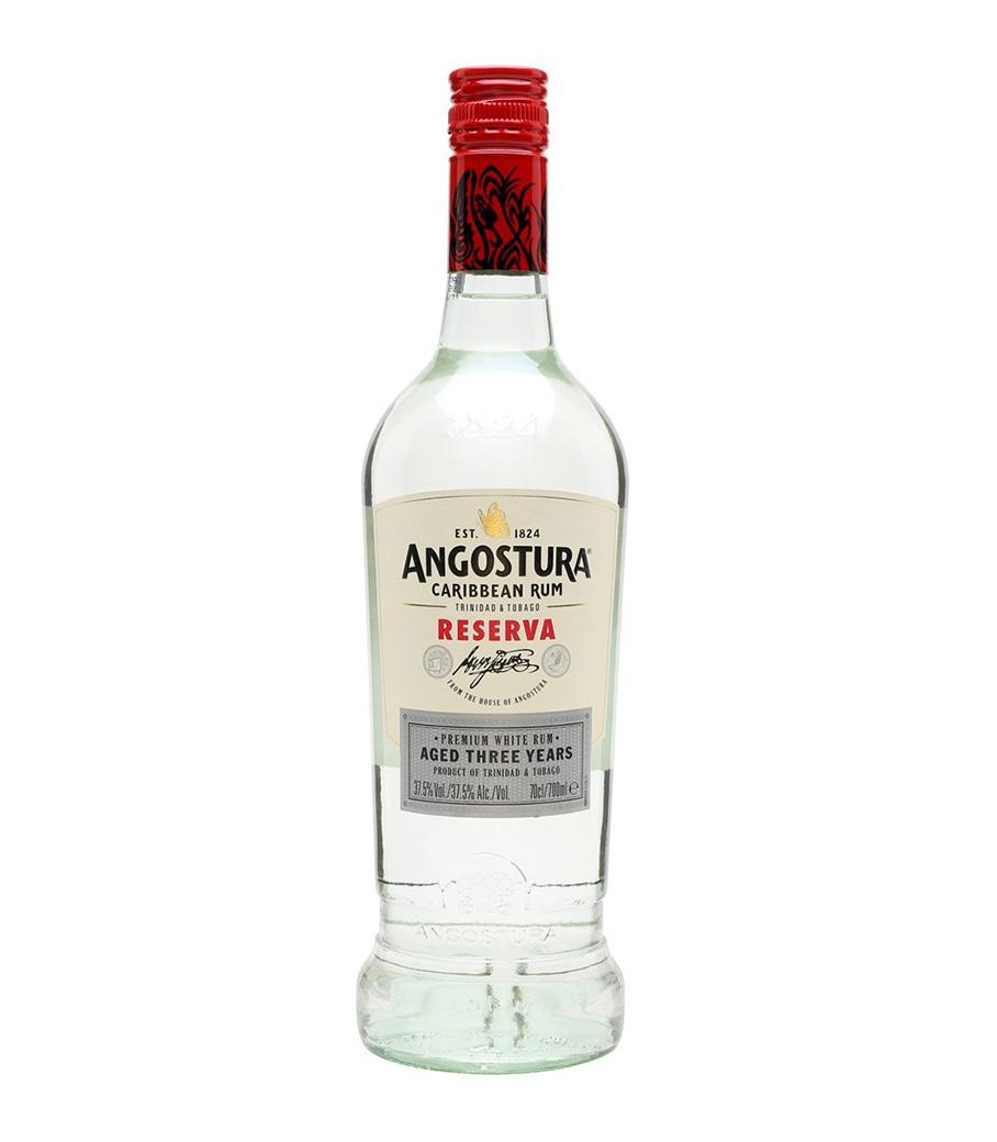ANGOSTURA RESERVA WHITE 3Y RUM 700ml