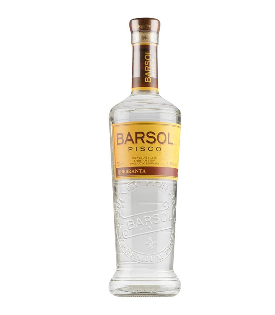 BARSOL PRIMERO QUEBRANTA PISCO 700ml