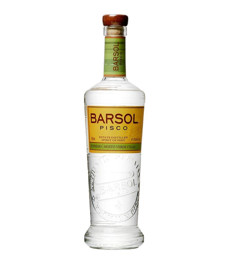 BARSOL SUPREMO MOSTO VERDE TORONTEL PISCO 700ml
