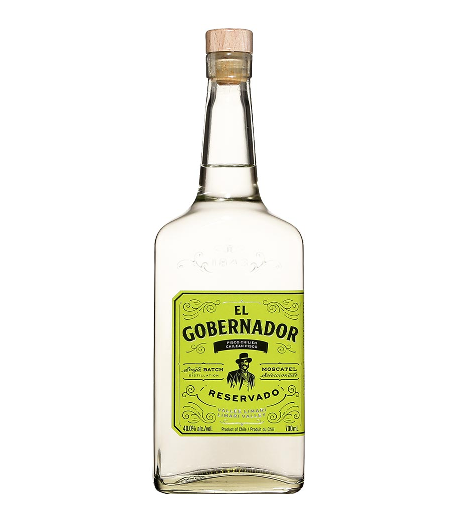 GOBERNADOR TORRES PISCO 700ml