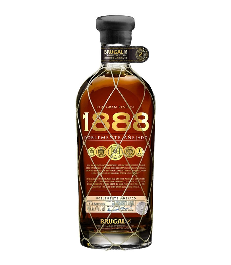 BRUGAL 1888 RUM 700ml