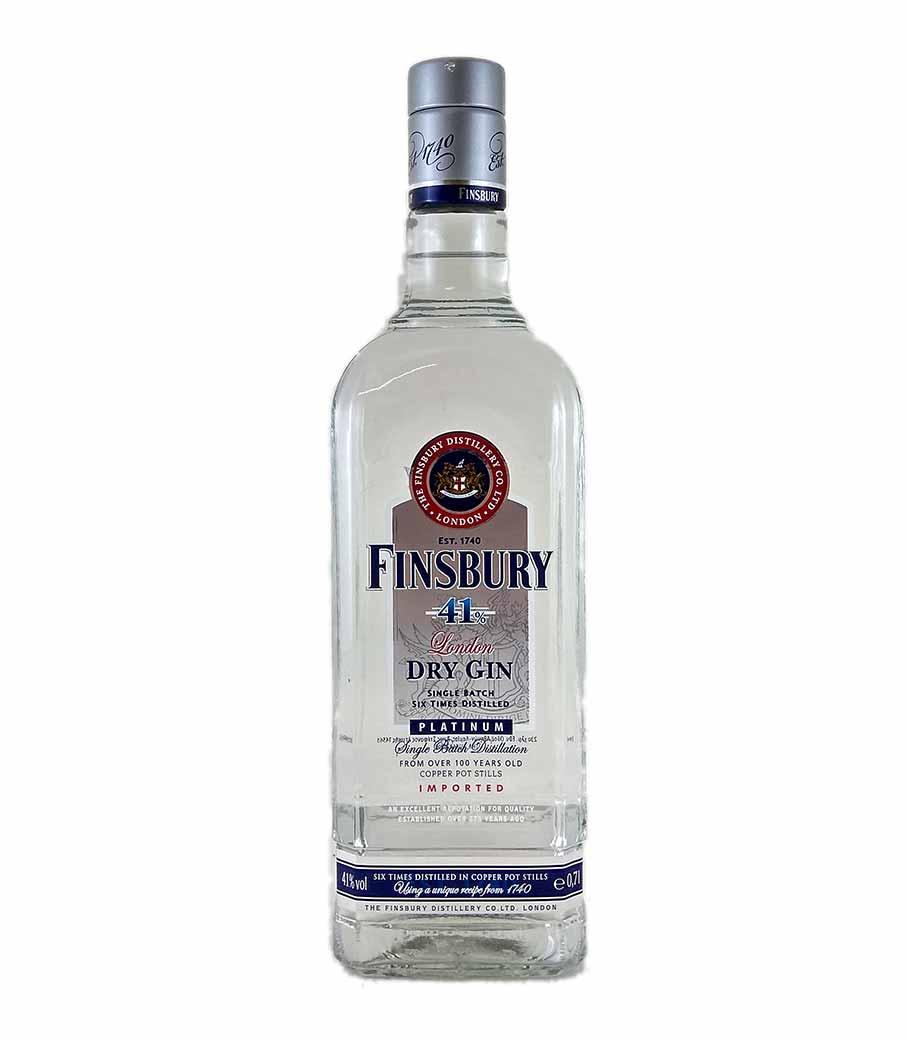 FINSBURY PLATINUM GIN 700ml