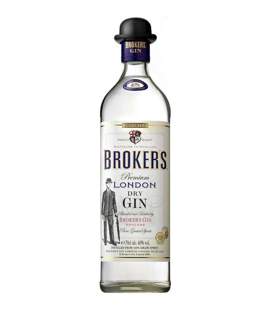 BROKERS  LONDON DRY GIN 700ml