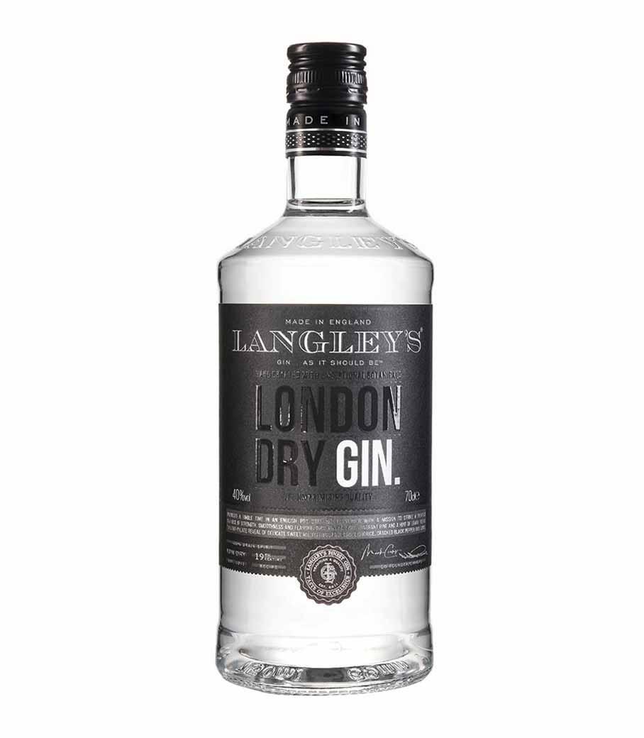 LANGLEY'S GIN 700ml
